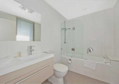 En-suite with Spa Bath