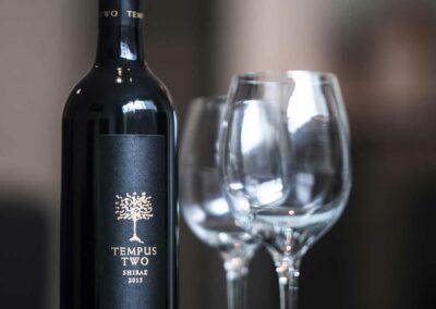 Enjoy a glass of wine :)
